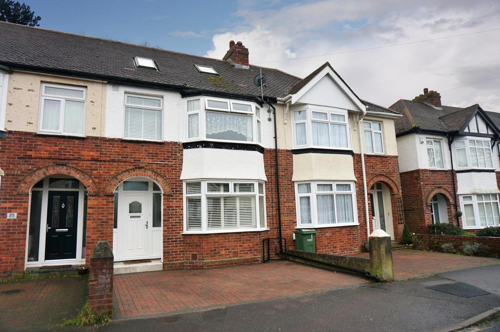 5 Bedrooms Terraced House for sale in LEIGH ROAD, FAREHAM