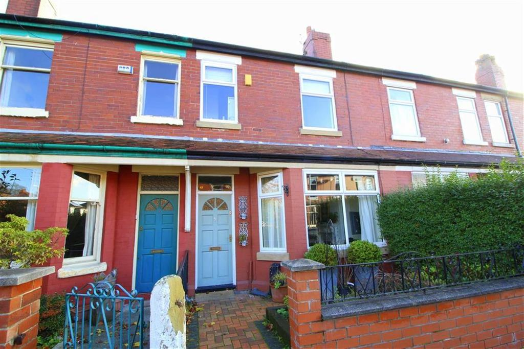 3 Bedrooms Terraced House for rent in Reeves Road, Chorlton