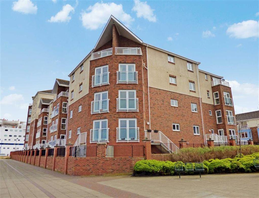 Commissioners wharf north shields 1 bed flat for sale for Front door north tyneside