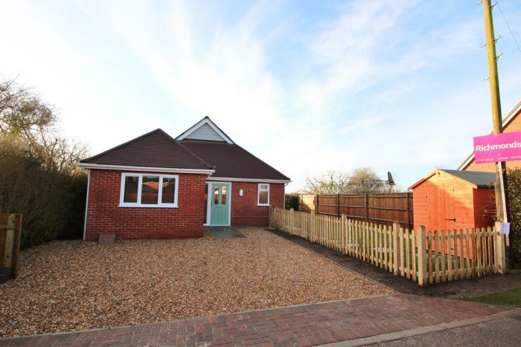2 Bedrooms Chalet House for sale in Cherry Drove, Horton Heath SO50