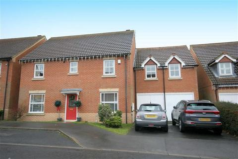 4 bedroom detached house for sale - Fenwick Close, Northumberland Park, Tyne & Wear, NE27