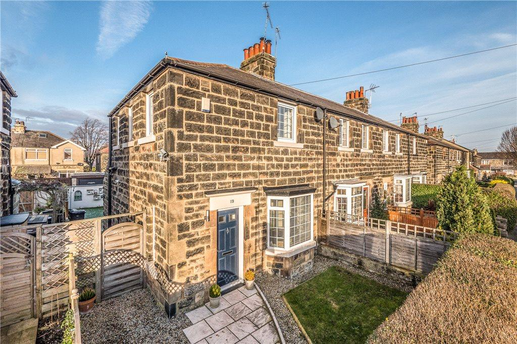 3 Bedrooms End Of Terrace House for sale in Albert Road, Harrogate, North Yorkshire