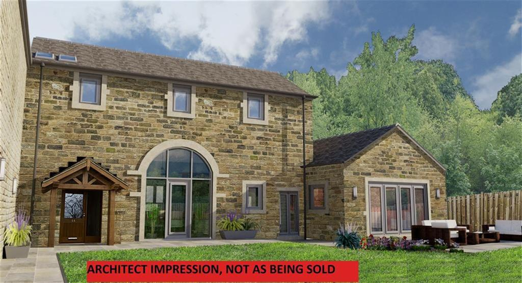 4 Bedrooms Barn Conversion Character Property for sale in Mill Moor Road, Meltham, Holmfirth, HD9