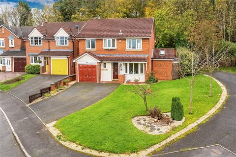 4 bedroom detached house for sale - Coppice End, 23 Reynards Coppice, Telford, Shropshire, TF7