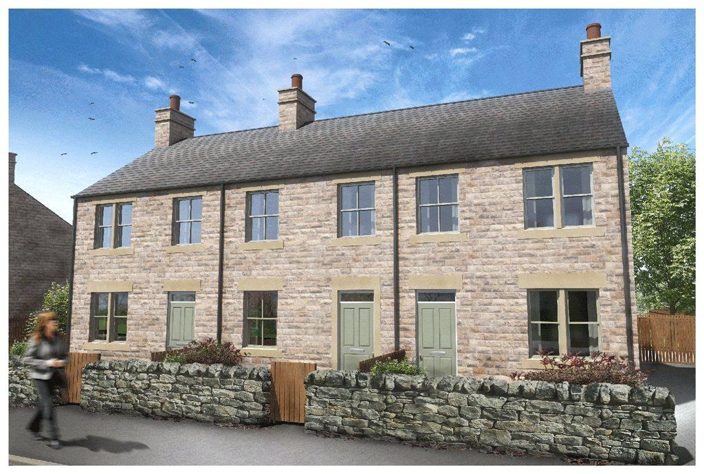 2 Bedrooms Terraced House for sale in Church View, Dacre Banks, Harrogate, North Yorkshire