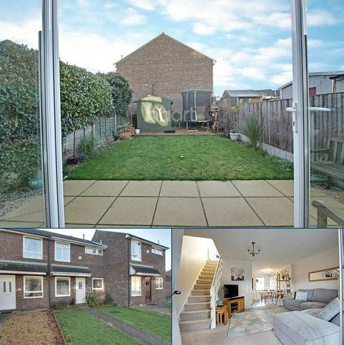 3 bedroom terraced house for sale   Arnhem Close. Search 3 Bed Houses For Sale In Cambridgeshire   OnTheMarket