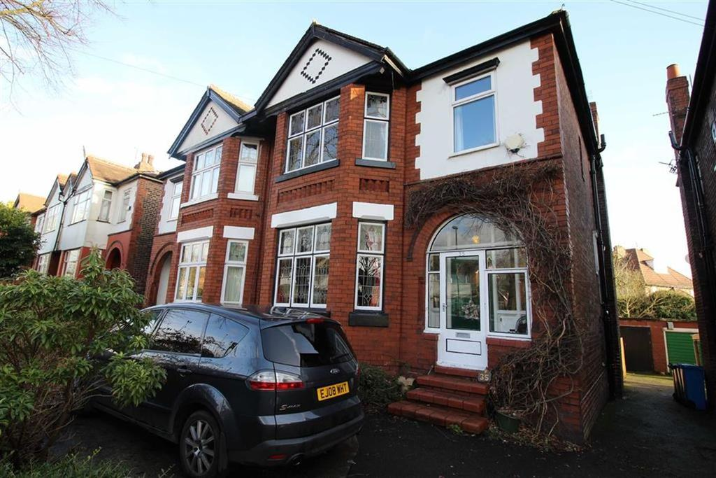 4 Bedrooms Semi Detached House for sale in Birch Hall Lane, Longsight, Manchester