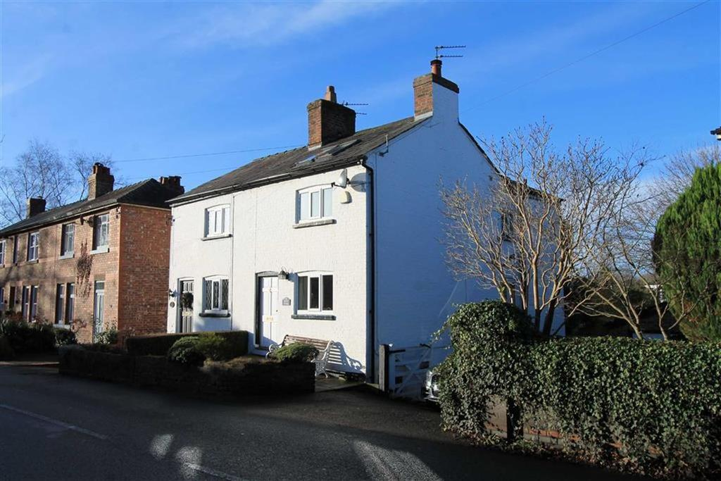 2 Bedrooms Semi Detached House for sale in Knutsford Road, Wilmslow