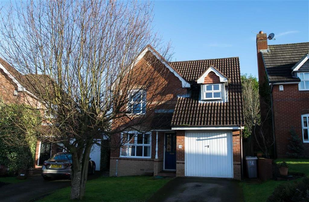 3 Bedrooms Detached House for sale in Beverley Way, Tytherington, Macclesfield