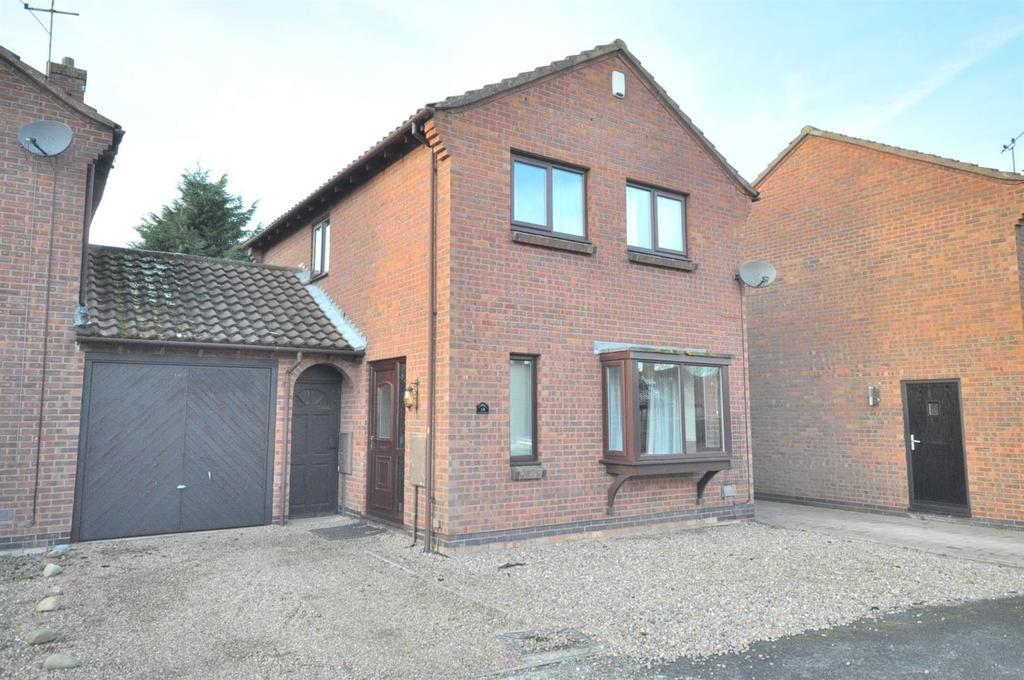3 Bedrooms Link Detached House for sale in The Capes, Aslockton, Nottingham