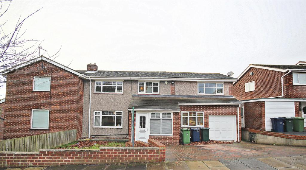 4 Bedrooms Semi Detached House for sale in Langdale, Birtley, Chester Le Street