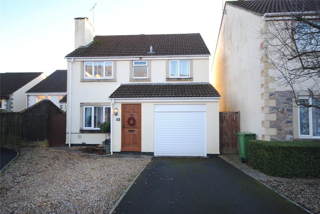 4 Bedrooms Detached House for sale in Marron Close, Axbridge, BS26