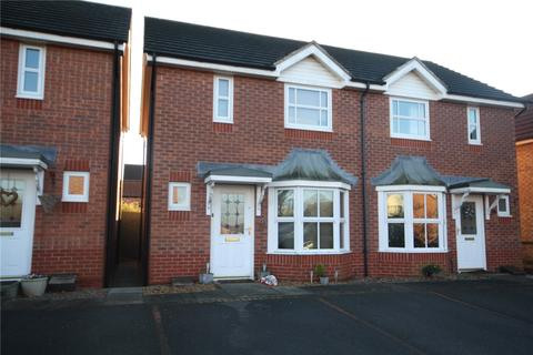 2 bedroom semi-detached house to rent - Endeavour Court, Sleaford, Lincolnshire, NG34