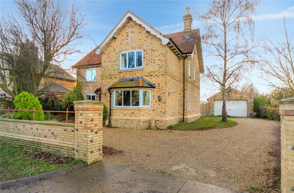 6 Bedrooms Detached House for sale in Asgarby Road, Burton Pedwardine, Sleaford, Lincolnshire, NG34