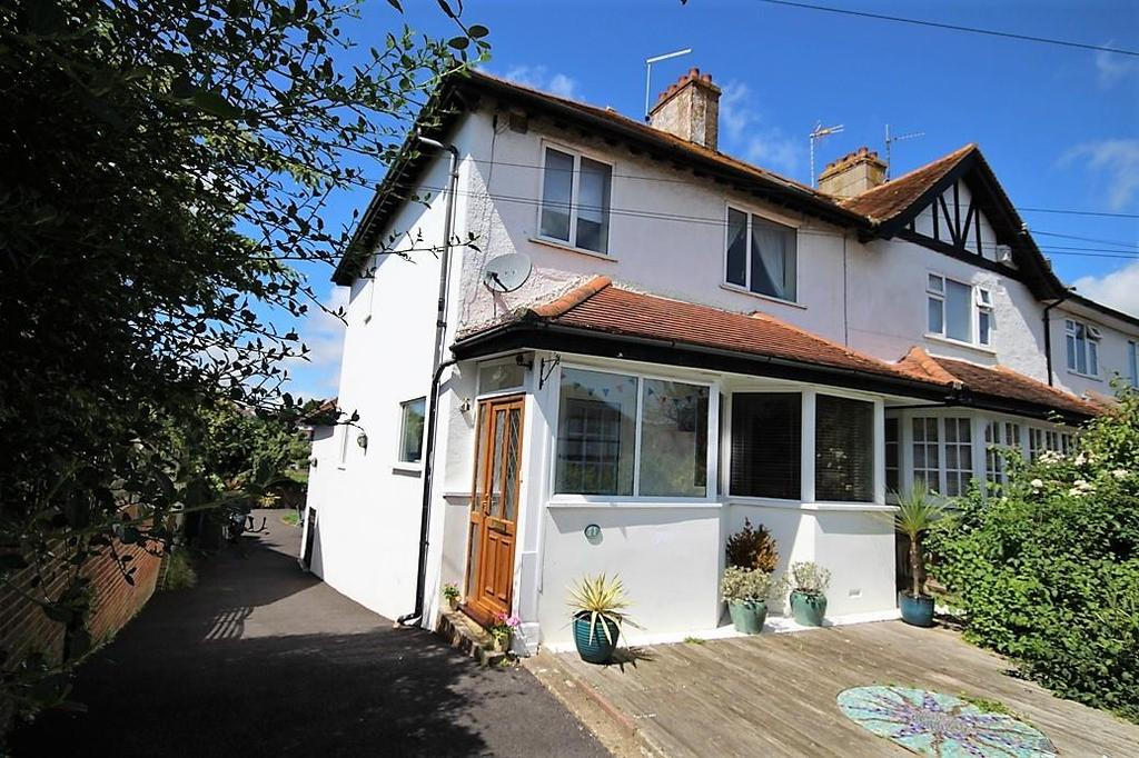 3 Bedrooms Semi Detached House for sale in Warmdene Road, Patcham