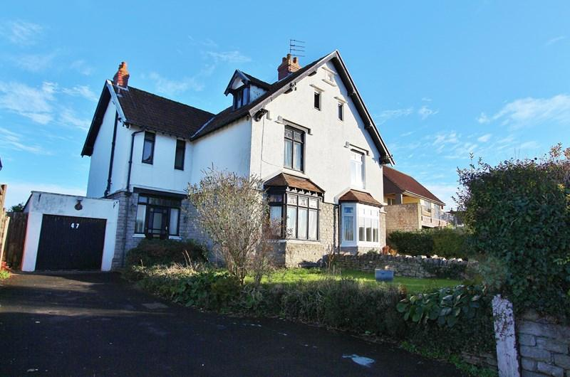 4 Bedrooms Semi Detached House for sale in Wellsway, Keynsham, Bristol