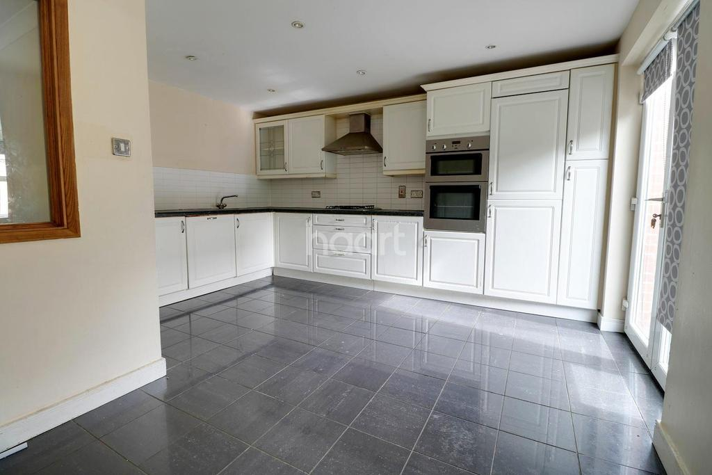 4 Bedrooms End Of Terrace House for sale in Empire Walk, Greenhithe, DA9
