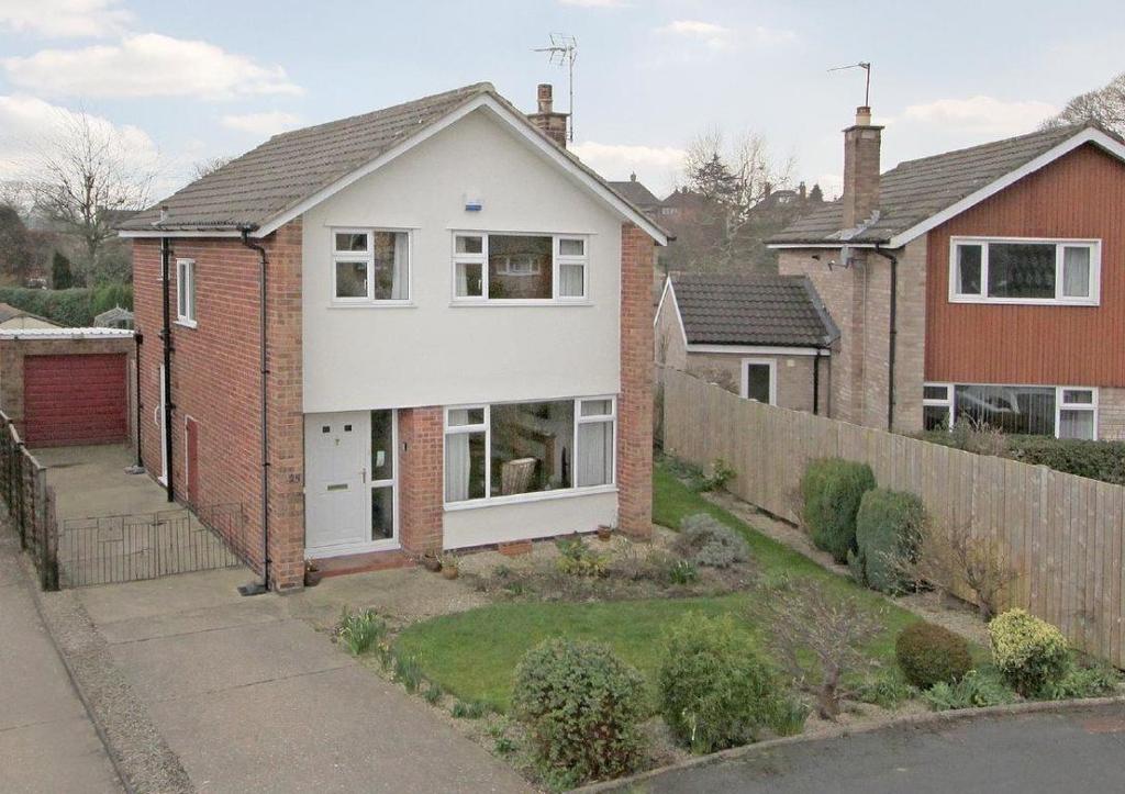 3 Bedrooms Detached House for rent in Woodpark Drive, Knaresborough
