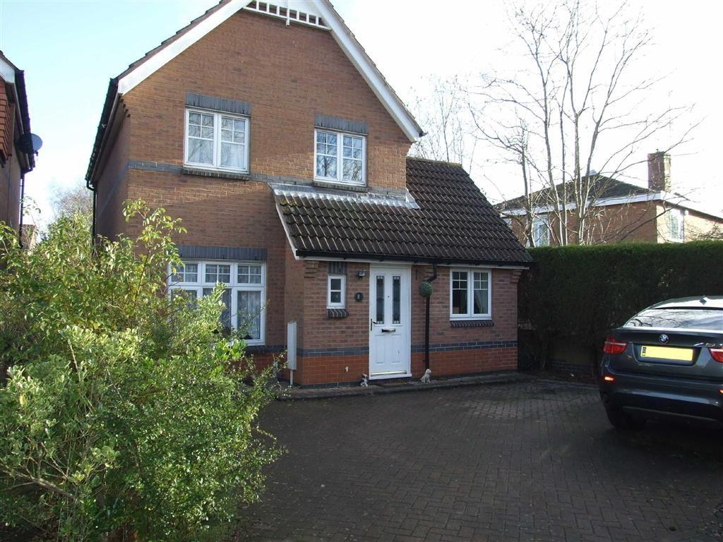 4 Bedrooms Detached House for sale in Lole Close, Coventry