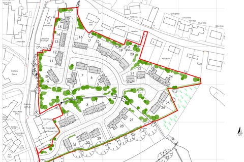 Plot for sale - Attractive Residential Development, Stainton, Penrith CA11