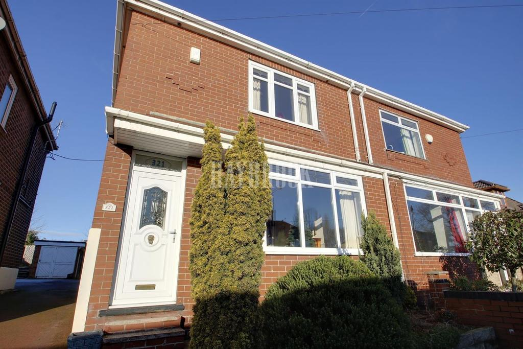 2 Bedrooms Semi Detached House for sale in Dodworth Road, Barnsley