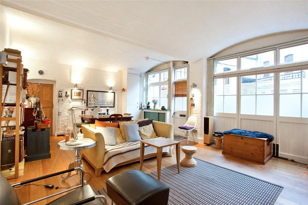 1 Bedroom Flat for sale in St. John Street, Clerkenwell, Farringdon, EC1M