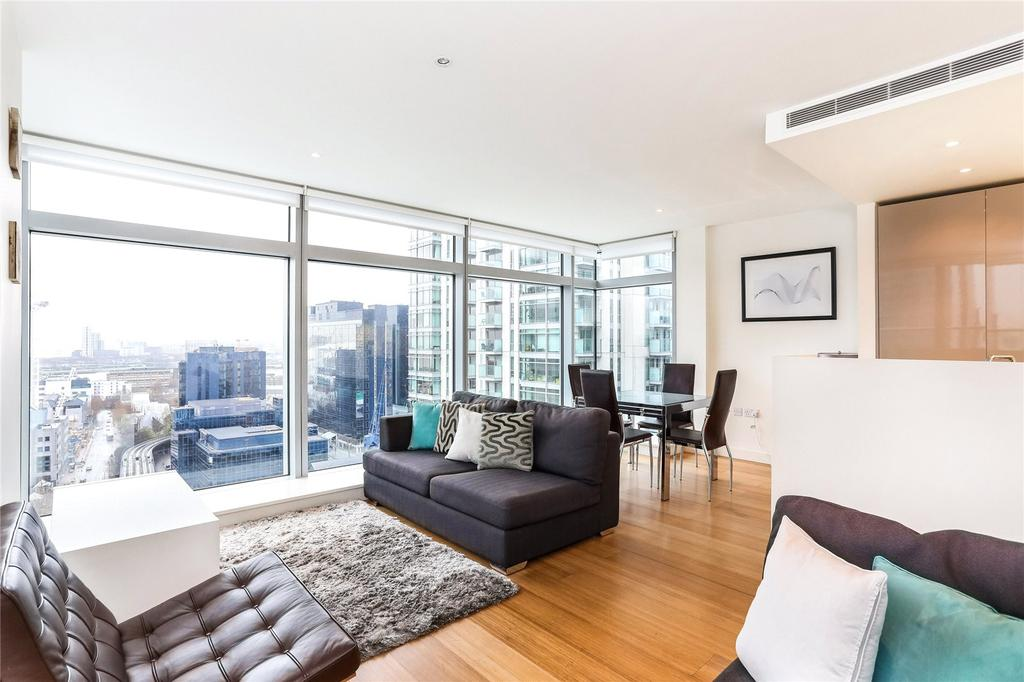 2 Bedrooms Flat for sale in 1 Pan Peninsula Square, Canary Wharf, London, E14