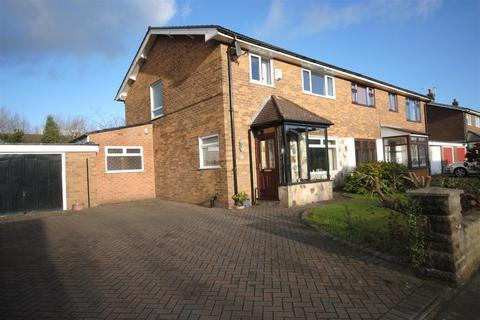 3 bedroom semi-detached house for sale - Westfield Grove, Whitley, Wigan