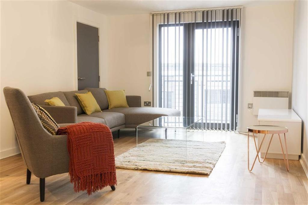 3 Bedrooms Apartment Flat for sale in Life Building, Hulme, Manchester, M15