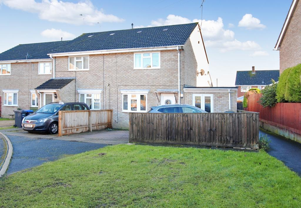 2 Bedrooms End Of Terrace House for sale in Durrington, Salisbury