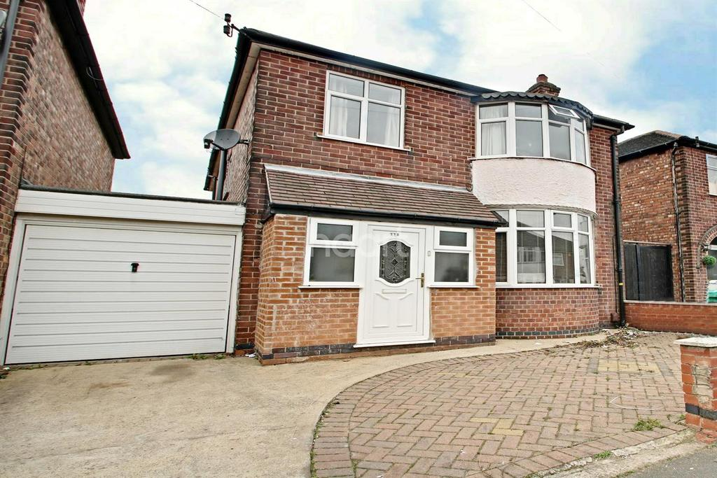 4 Bedrooms Detached House for sale in Grassington Road, Aspley