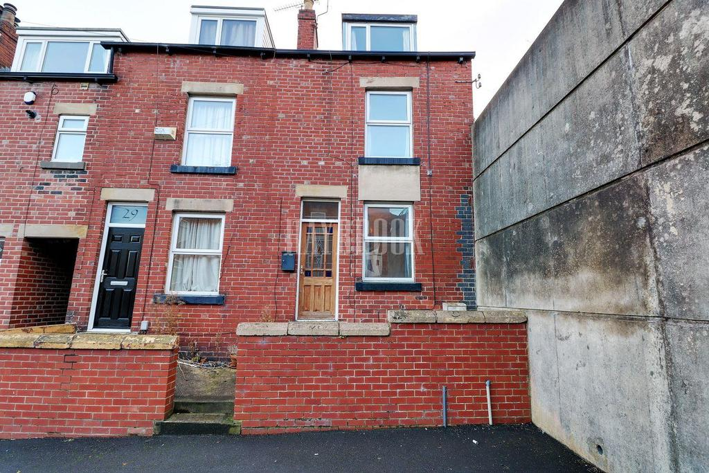 2 Bedrooms End Of Terrace House for sale in Exley Avenue, Sheffield