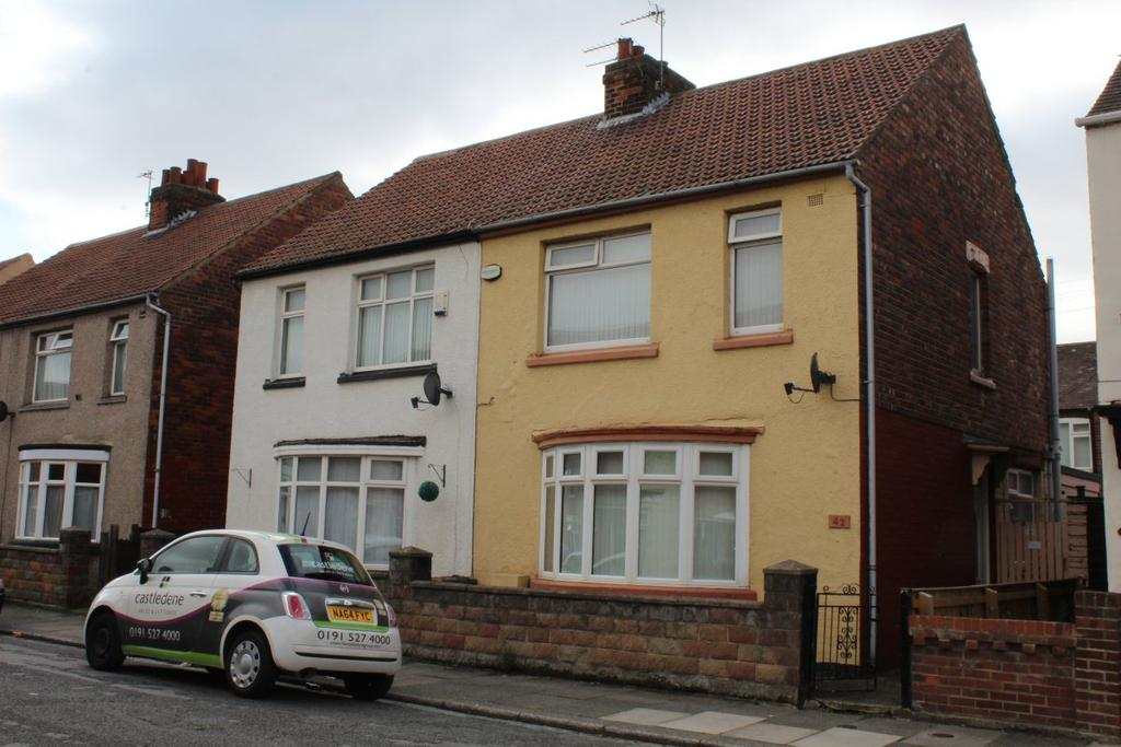 3 Bedrooms Semi Detached House for rent in Barton Avenue, Hartlepool