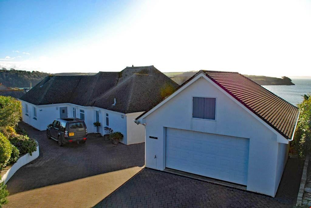 5 Bedrooms Detached House for sale in Pedn-Moran, St Mawes, Roseland Peninsula, South Cornwall, TR2