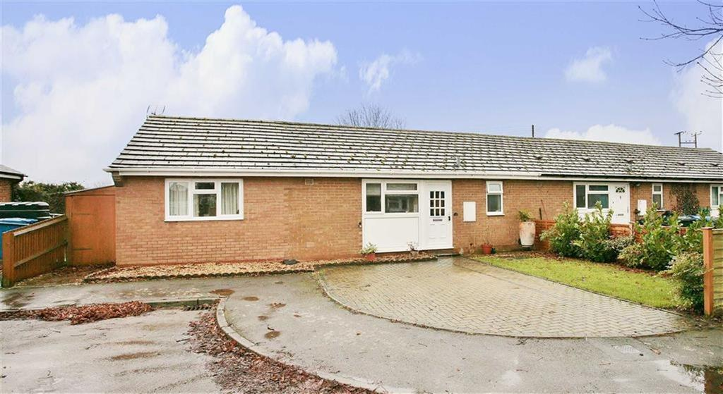 2 Bedrooms Terraced Bungalow for sale in Chelmscote Row, Wardington