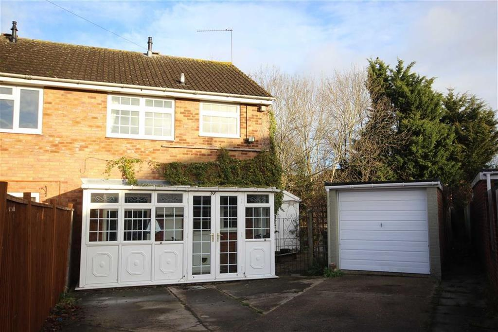 3 Bedrooms End Of Terrace House for sale in Wynyards Close, Town Centre, Tewkesbury, Gloucestershire