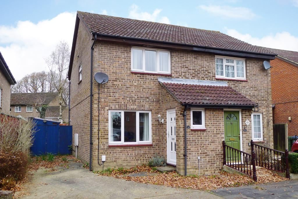 2 Bedrooms Semi Detached House for sale in FAREHAM