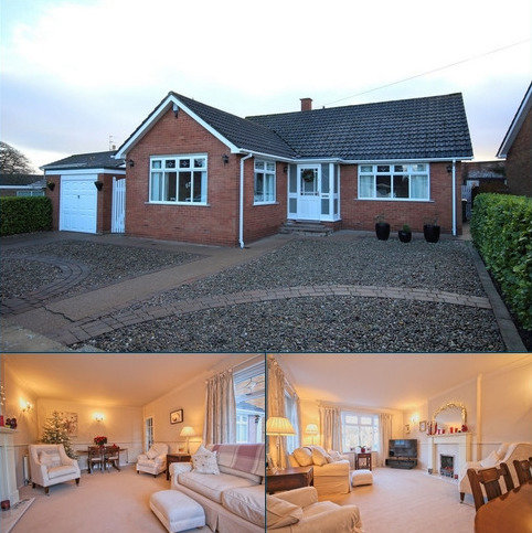 3 bedroom detached bungalow for sale - White Walk, Kirk Ella, Hull, East Riding of Yorkshire