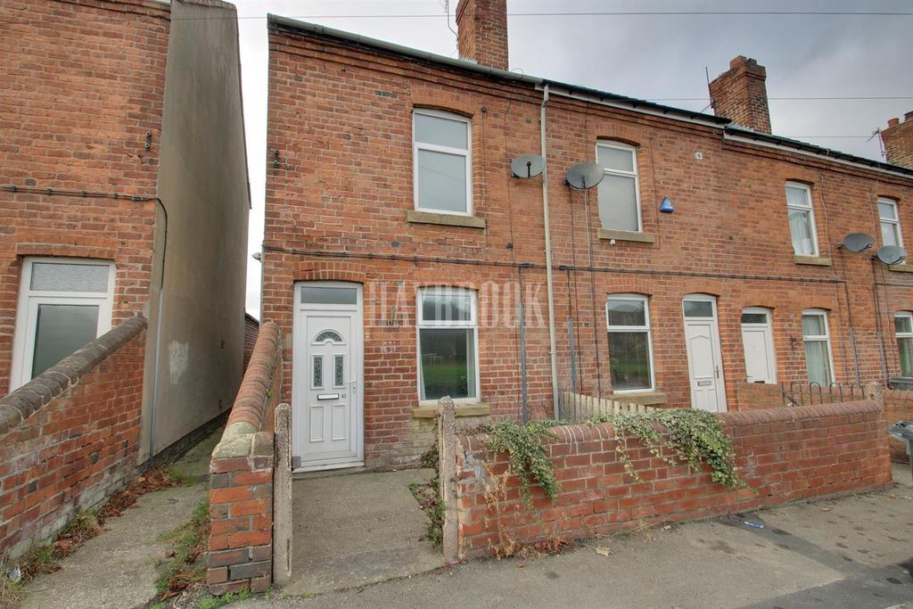 3 Bedrooms End Of Terrace House for sale in Well Lane, Treeton