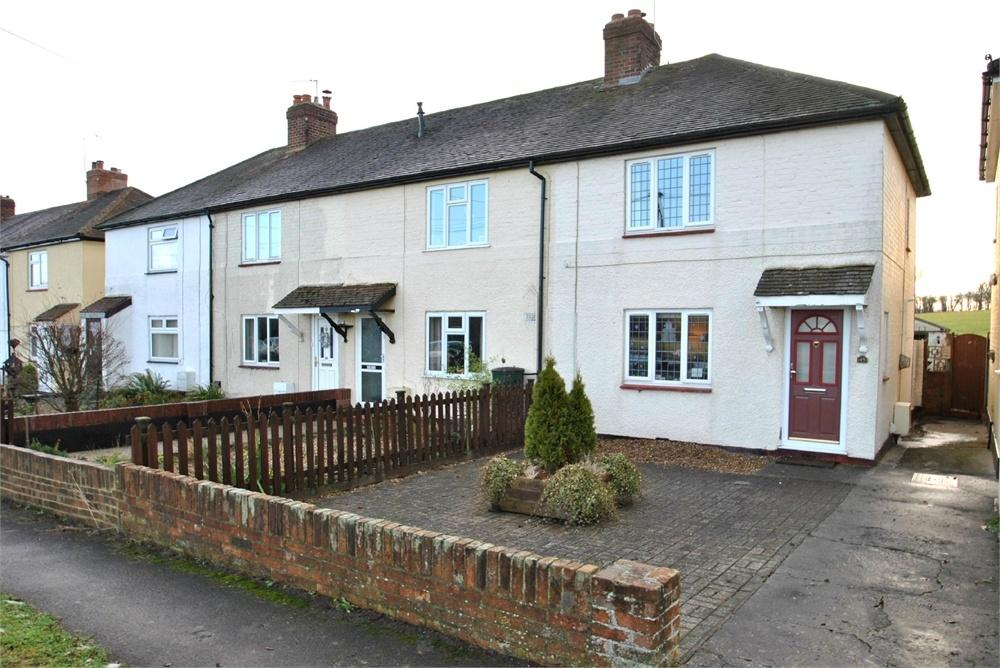 2 Bedrooms End Of Terrace House for sale in Gilda Terrace, Rayne Road, BRAINTREE, Essex