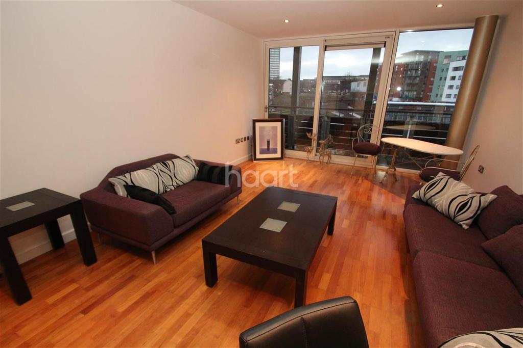 3 Bedrooms Flat for rent in The Glass House, Birmingham