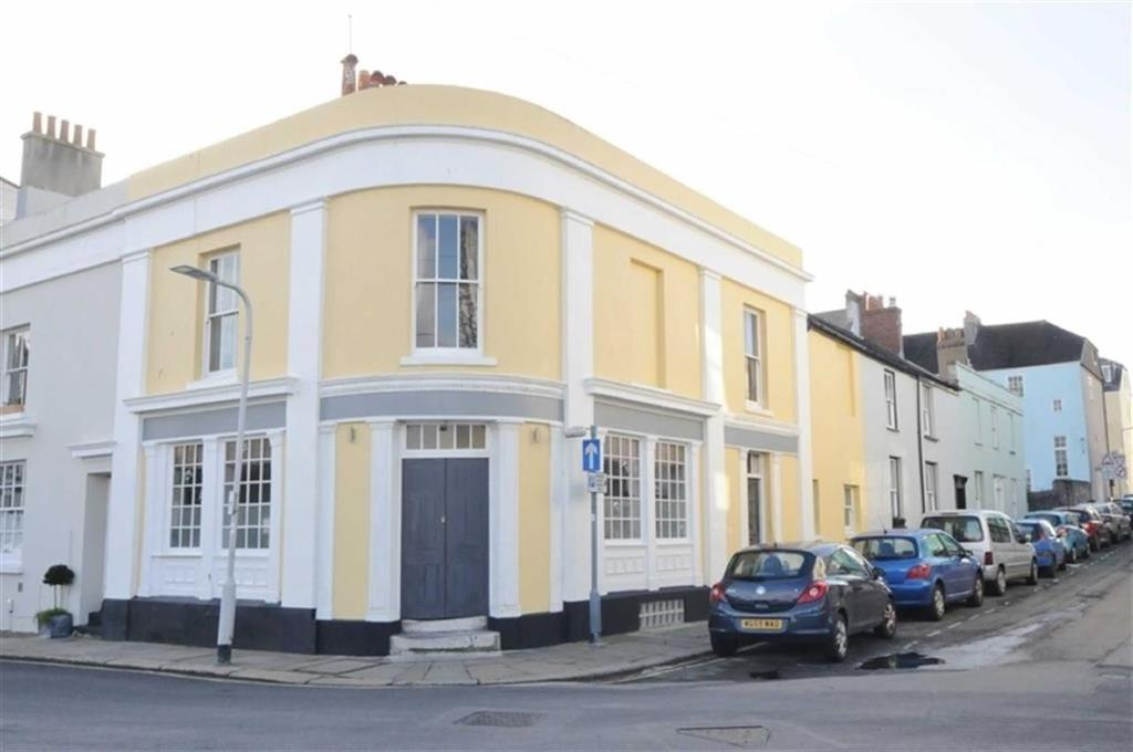 4 Bedrooms Semi Detached House for sale in Pound Street, Plymouth, PL1