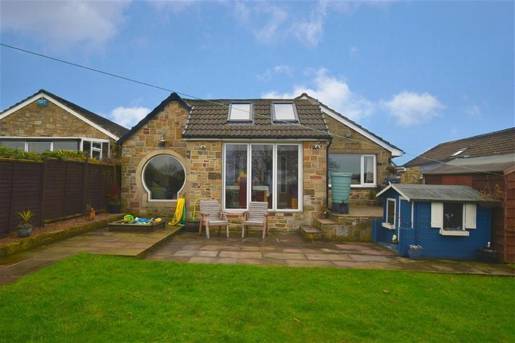 3 Bedrooms Detached Bungalow for sale in Westfield Avenue, Skelmanthorpe, Huddersfield, HD8