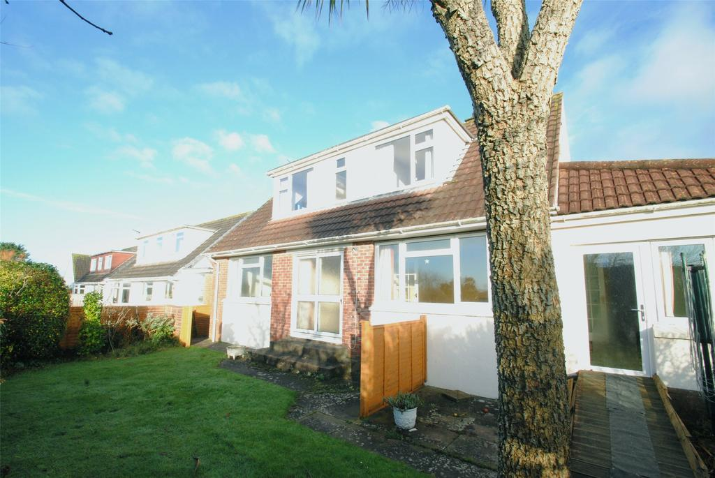 3 Bedrooms Detached Bungalow for sale in Irving Close, Braunton
