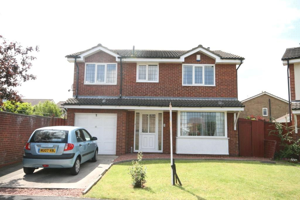 5 Bedrooms Detached House for sale in Westwood Lane, Ingleby Barwick