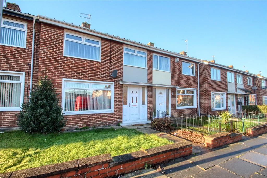 3 Bedrooms Terraced House for sale in Tithe Barn Road, Stockton-on-Tees