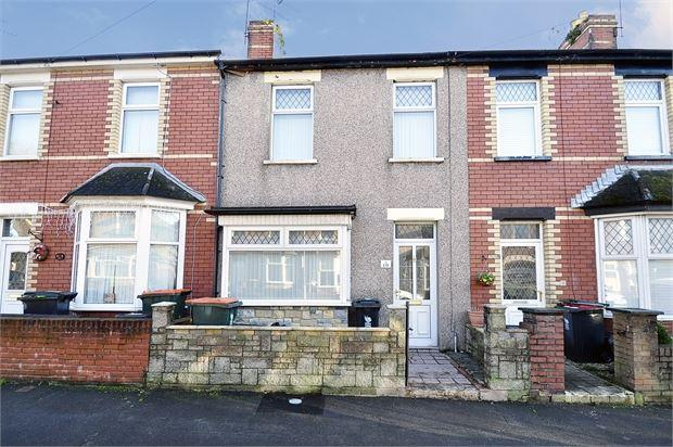 2 Bedrooms Terraced House for sale in Stockton Road, St Julians', Newport, Gwent. NP19 7HN