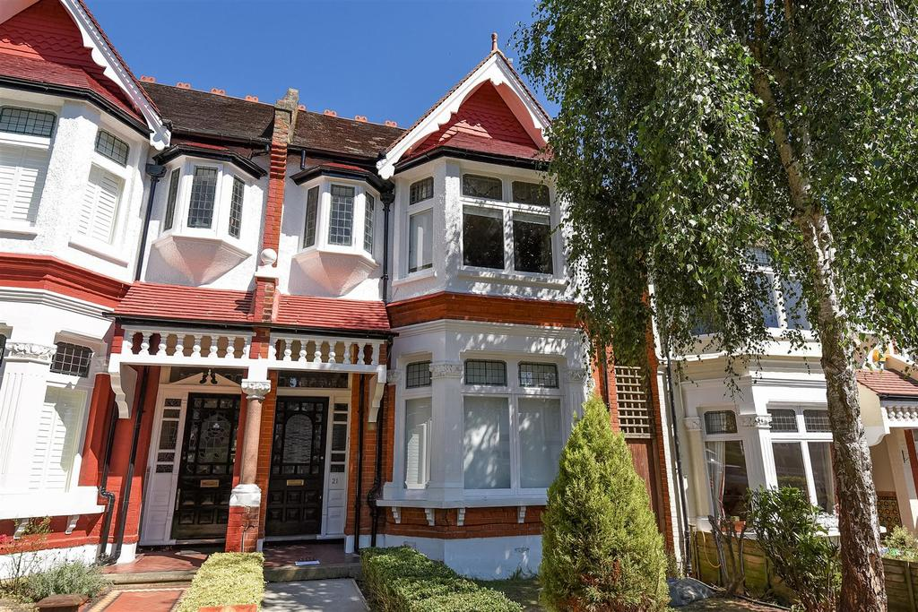 2 Bedrooms Flat for sale in Braxted Park, Streatham, SW16
