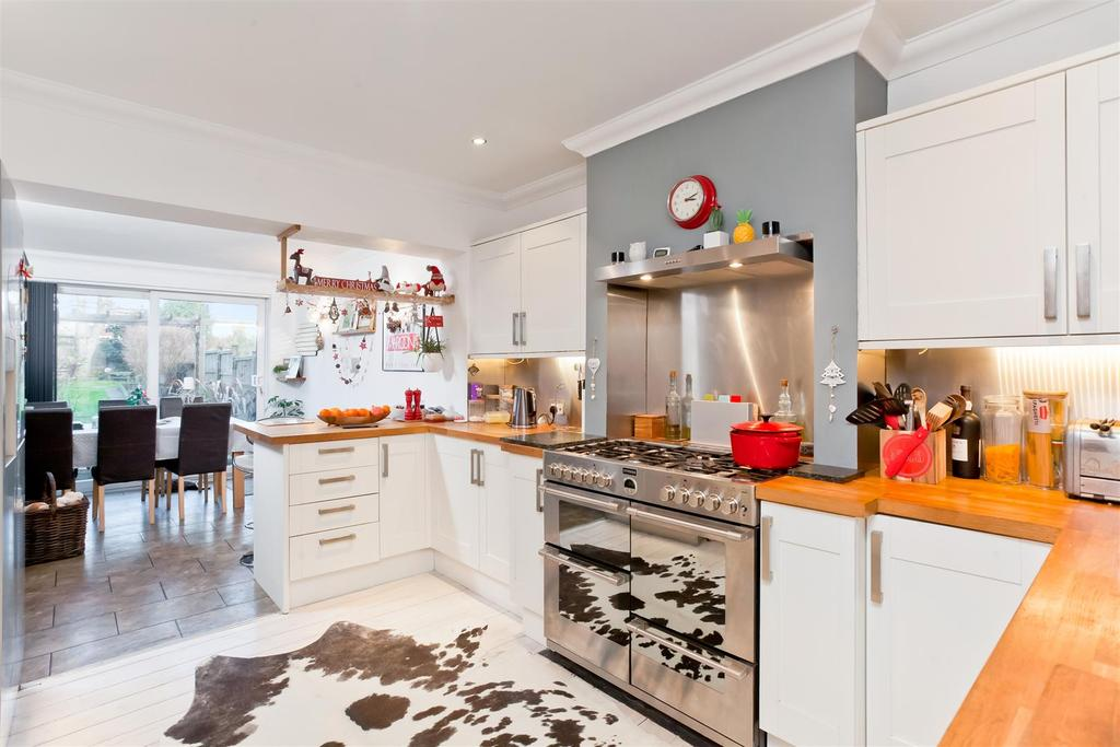 4 Bedrooms House for sale in Sanyhils Avenue, Patcham
