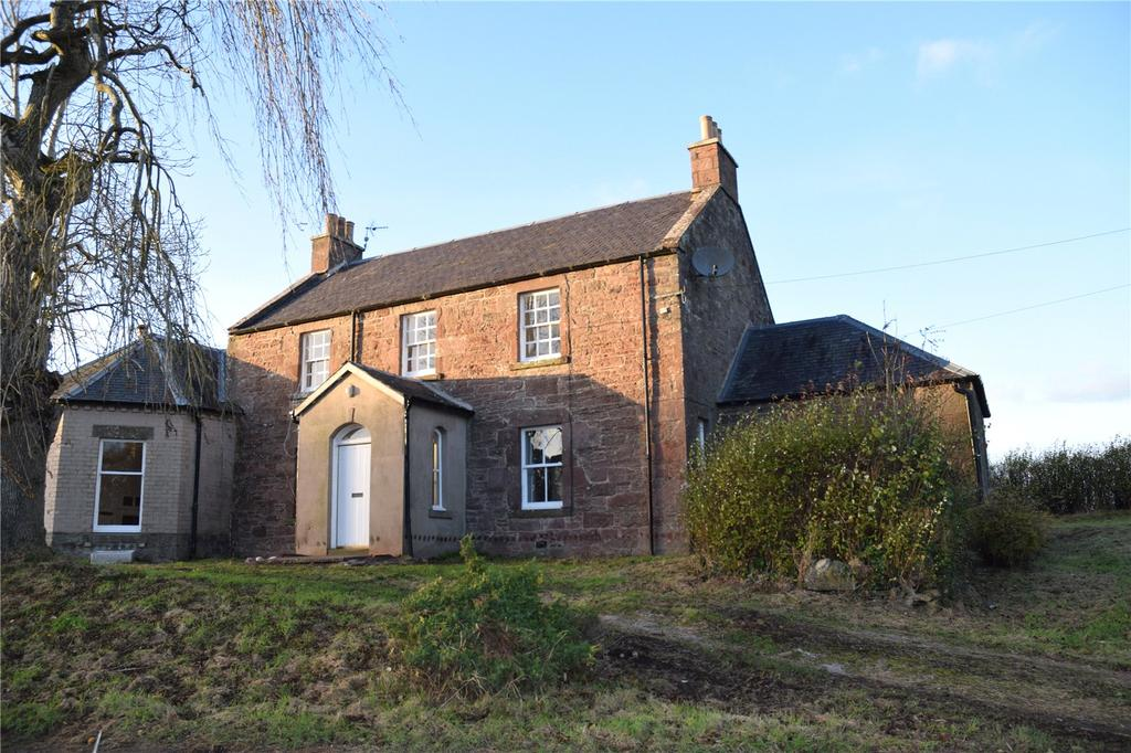 4 Bedrooms Detached House for rent in Pitskelly Farm House, Balbeggie, Perth, Perth and Kinross, PH2